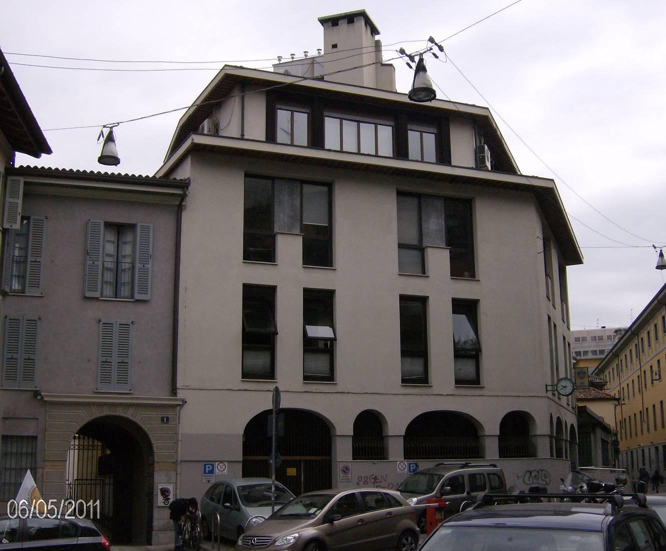 ACLI via della Signora - Milano
